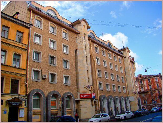 Проспекты и главные улицы СанктПетербурга