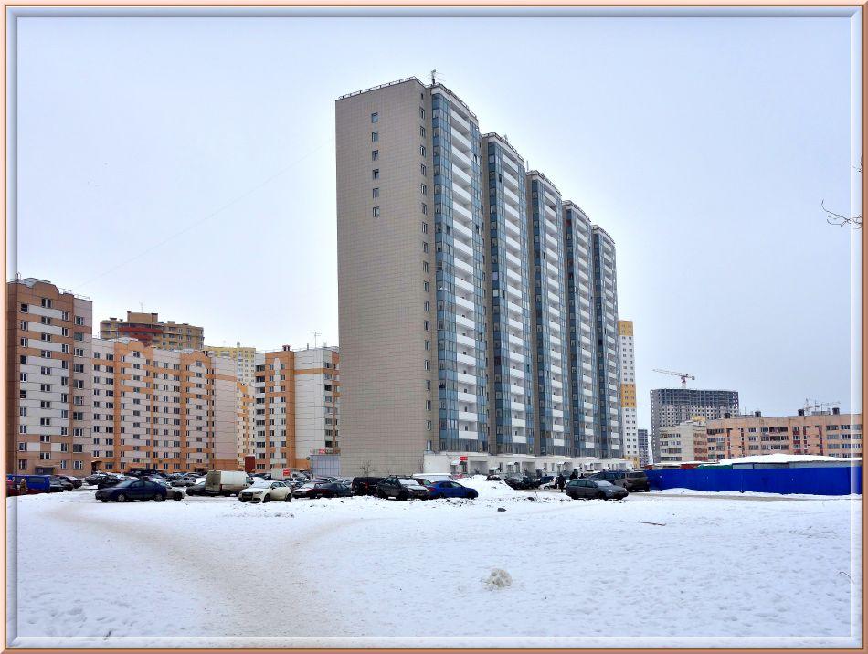 Квартиры в жк шушары - 37b