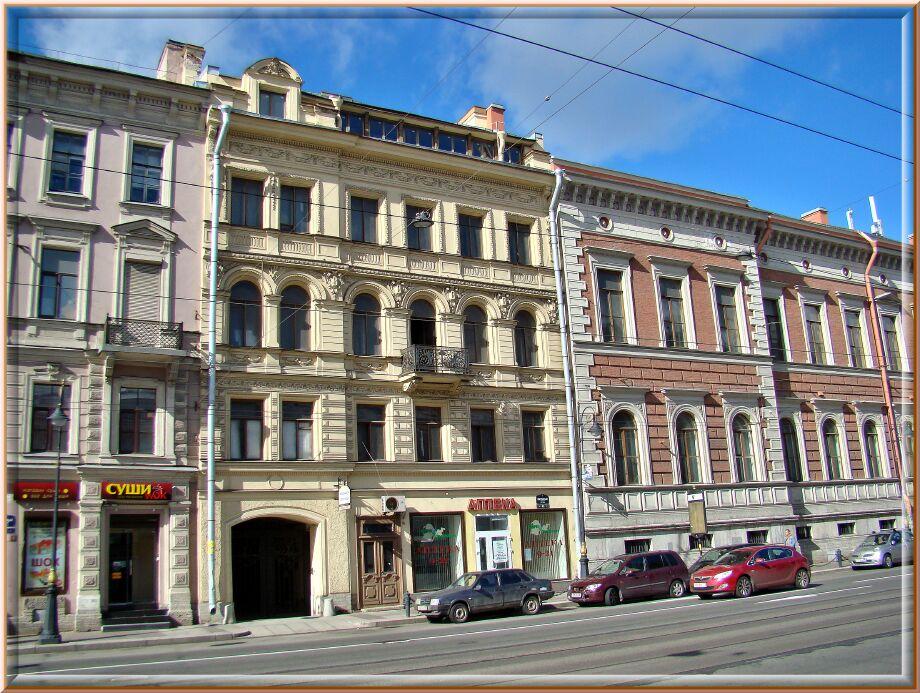 Снять квартиру посуточно в СанктПетербурге аренда