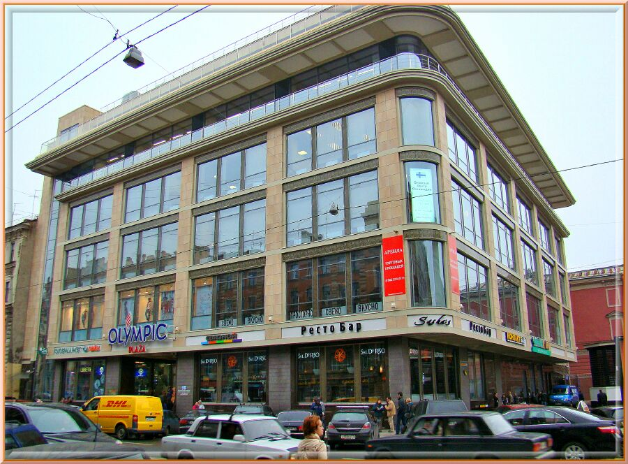 Визовый центр финляндии в санкт петербурге