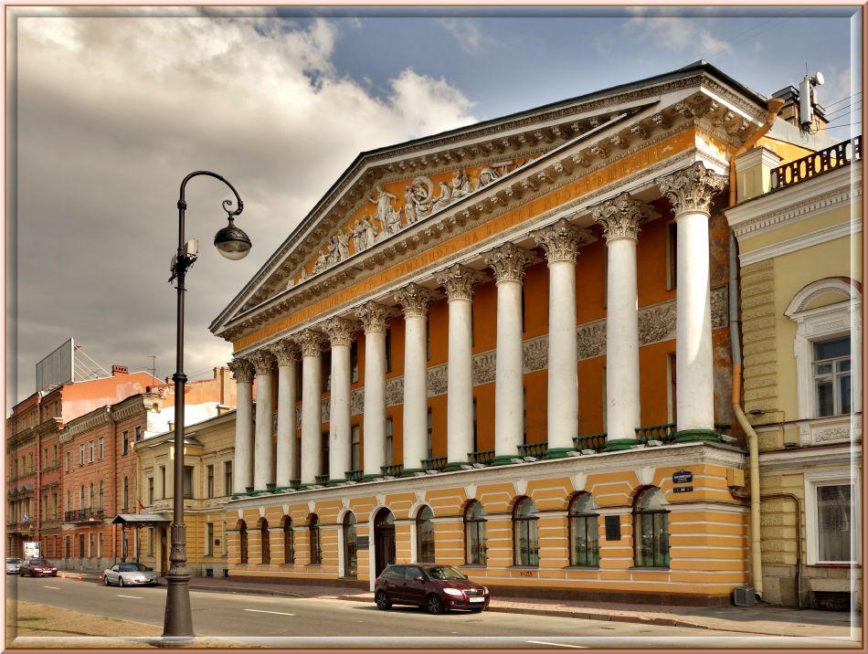 английская набережная санкт петербурга: