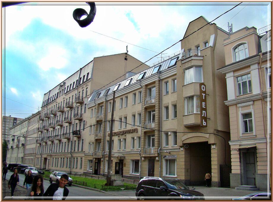 Мансарда санкт петербург официальный сайт