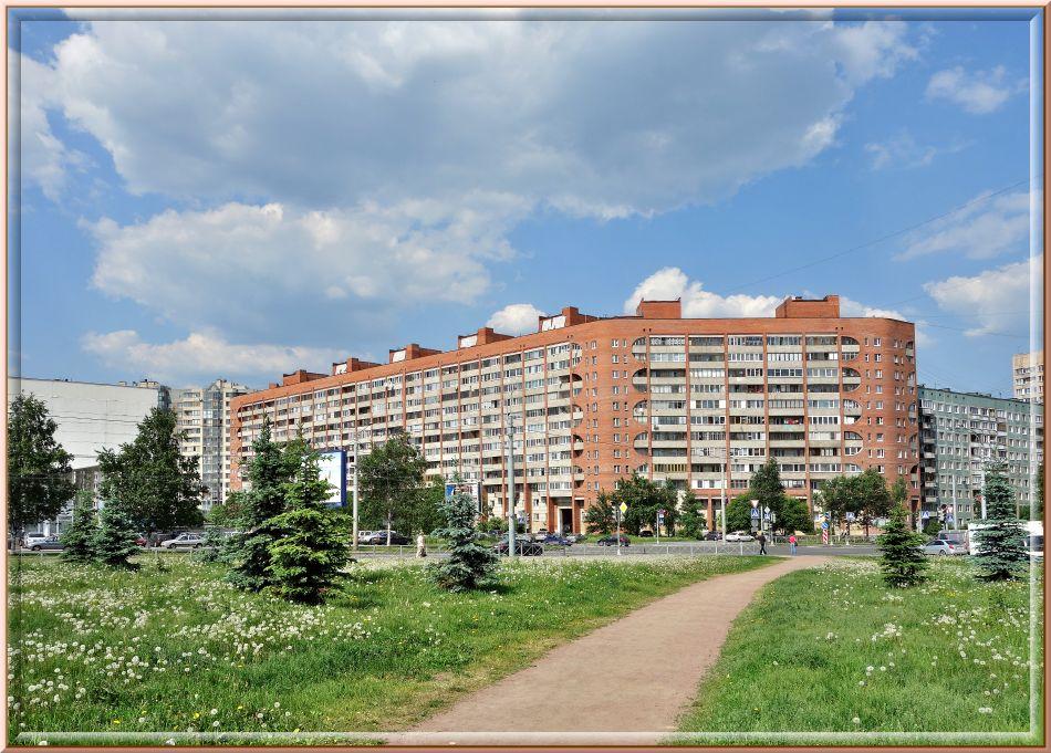 Гостиницы калининский район спб