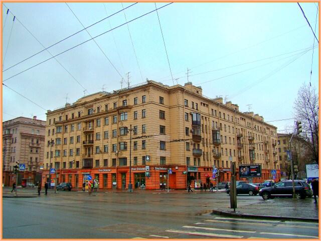 Красивая жизнь на Московском!