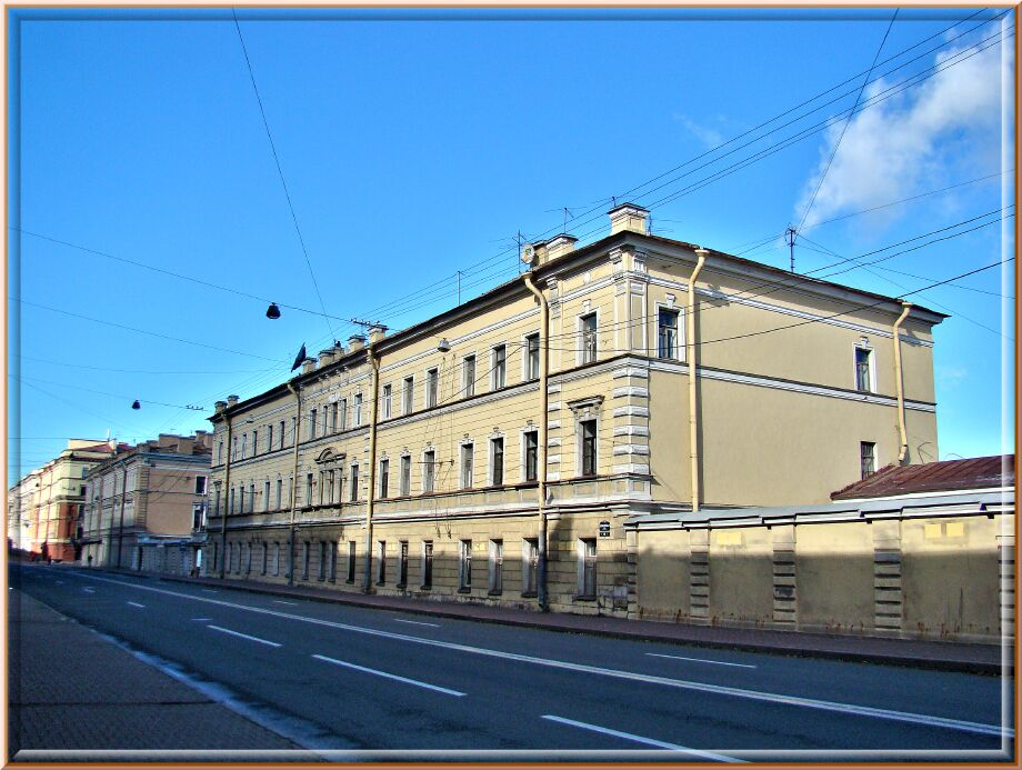 Дешевый Петербург