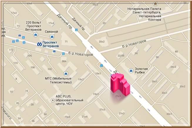 Маршруты движения маршрутных такси по городу Ярославлю