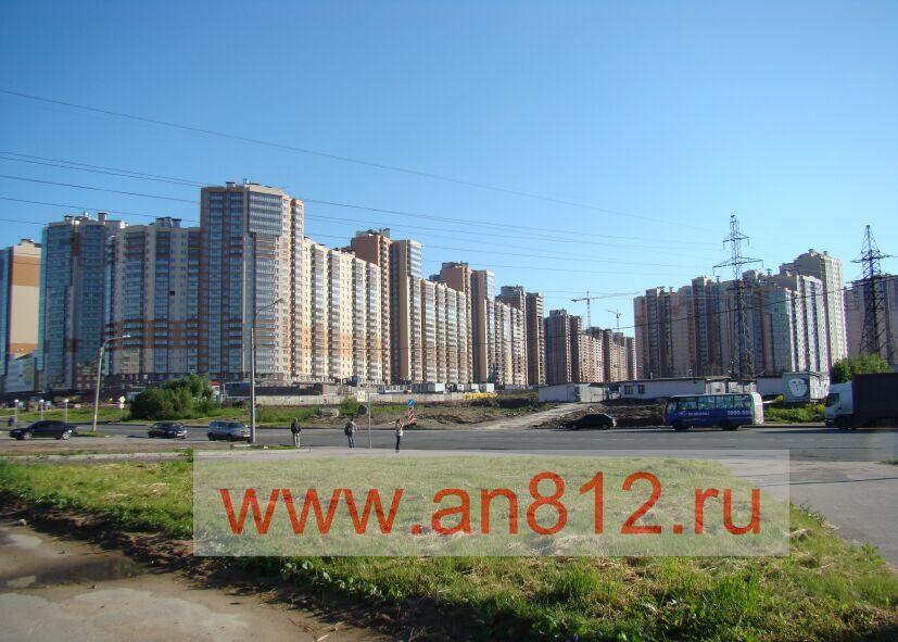 ЖК UPквартал Комендантский в Приморском районе от